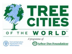 Tree city of the world 2019 - 2020