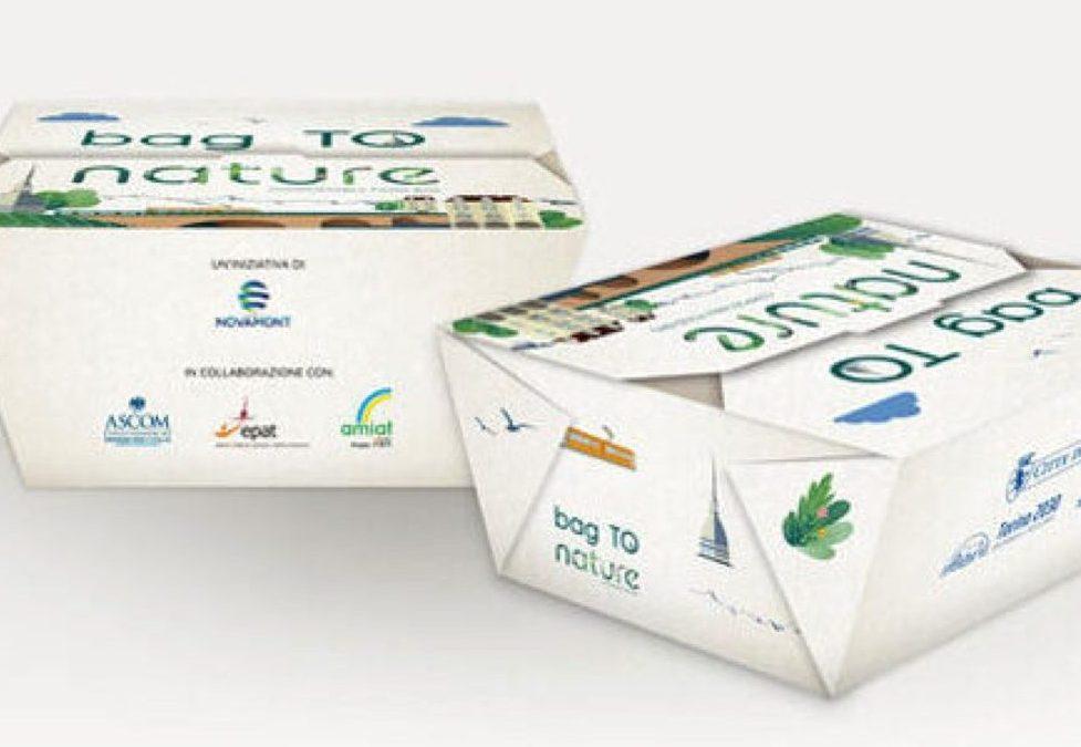 Bag TO Nature: la ripresa è a rifiuti zero per bar e ristoranti torinesi